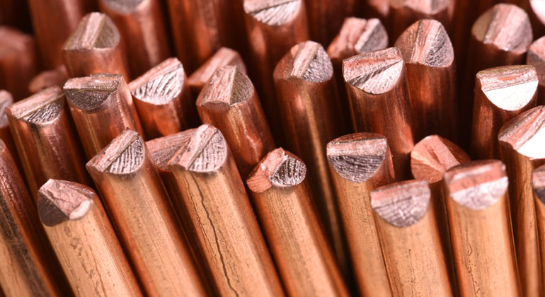 Copper And Its Properties